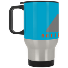 Load image into Gallery viewer, XP8400S Silver Stainless Travel Mug