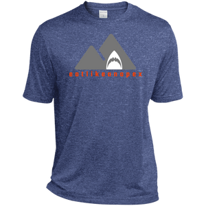 TST360 Sport-Tek Tall Heather Dri-Fit Moisture-Wicking T-Shirt