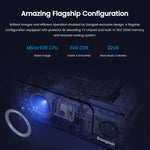 Dangbei F1 3D Home Projector 1080P Full HD 4K Engine 1400 ANSI Lumens