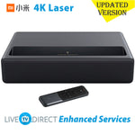 Xiaomi 4K Laser Projector Ultra Short Throw MJJGTYDS01FM