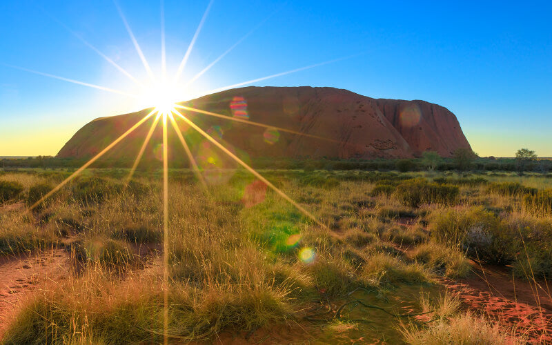 A message for the December 2020 Solstice from Uluru
