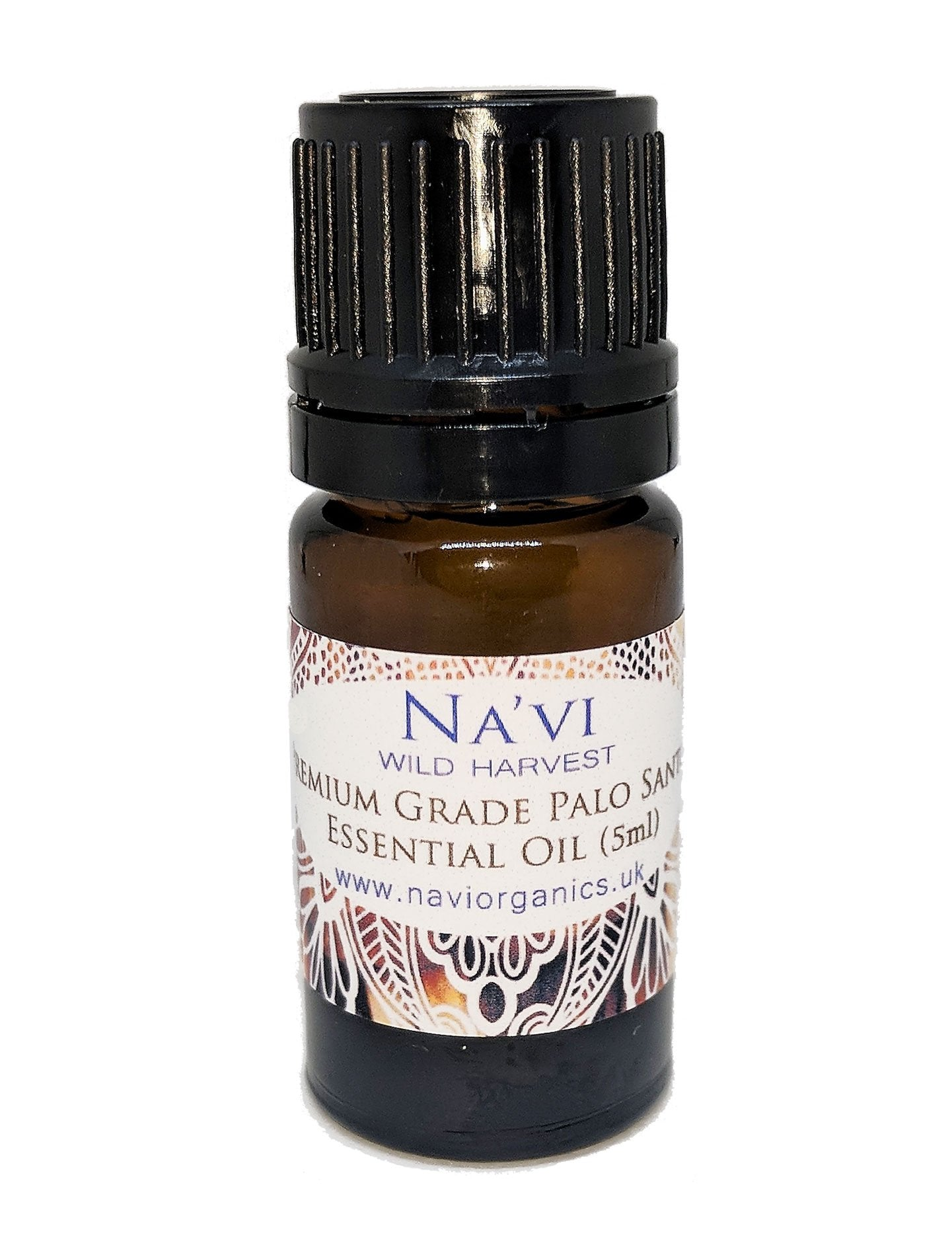 Palo Santo Essentail Oil (100% Pure Undiluted Premium Grade) 5 ml - Na'vi Organics Ltd