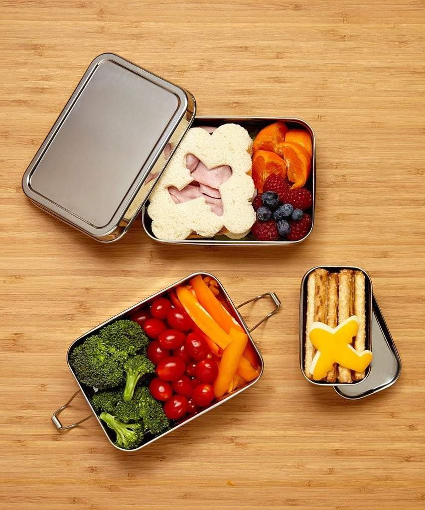 Eco Lunch Box - 3 en 1