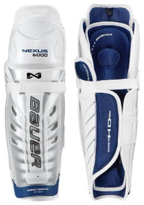 BAUER NEXUS 6000 JUNIOR SHINGUARD