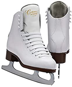 JACKSON CAMEO LEATHER CS1521 YOUTH FIGURE SKATE