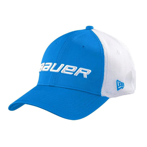 Bauer New Era 39Thirty Meshback Youth Hat