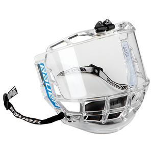 Bauer Concept 3 Full Face Shield Visor - Senior