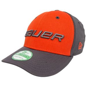 Bauer New Era 2Tone 39Thirty Flex Fit Hat Youth