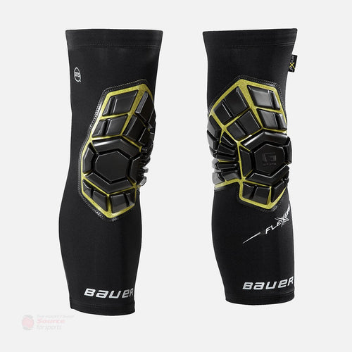 BAUER ELITE PADDED KNEE GUARD