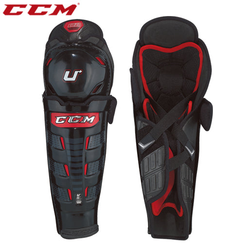 CCM U+CL SENIOR SHIN GUARD (Left ONLY!!! Not a pair!!!)