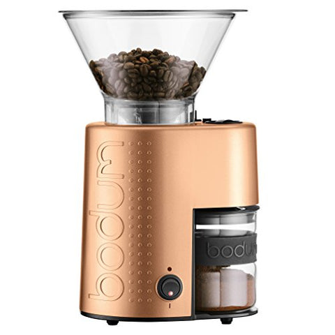 Bistro Electric Burr Coffee Grinder