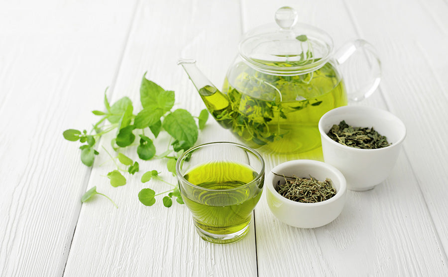 Nutritional Highlights of Green Tea