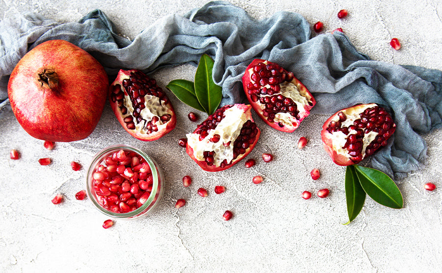 Amazing Health Benefits of Pomegranates