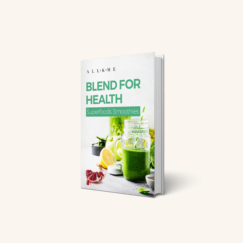 Blend For Health - Superfoods Smoothies E-book FREE