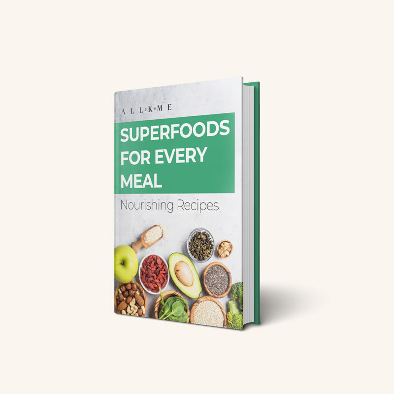Superfoods for every meal Recipes E-book FREE