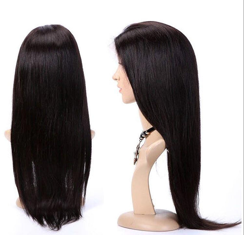 Full Lace wig Indian Straight