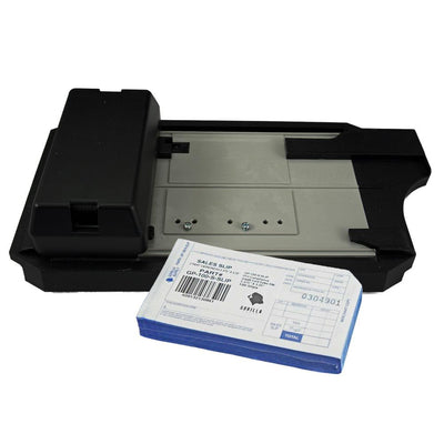 4850 Credit Card Imprinter with 100 Sales Short Slip
