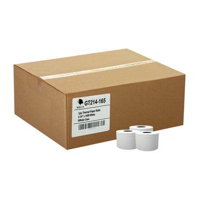 (50) 2-1/4 x 165' 1-Ply Thermal Paper Rolls