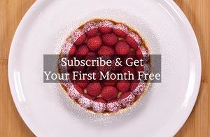 VIP Monthly Pass French Cuisine & French Pastry Courses plus over 80 Recipes from Top Chefs - First Month FREE