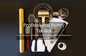 Professional French Pastry Toolkit