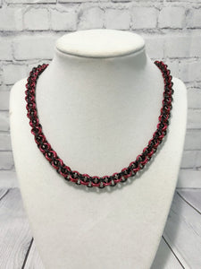Anodized Aluminum Chainmaille