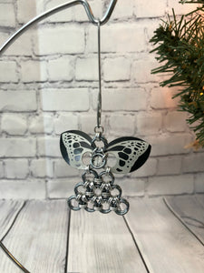 Chainmaille Angel Ornament