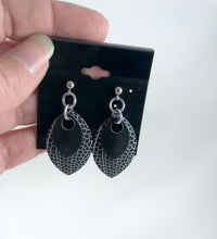 Load image into Gallery viewer, Dragonfly Earrings, Drop Earrings, Stainless Steel Findings, Nickel Free
