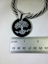 Load image into Gallery viewer, Round Tree of Life Pendant