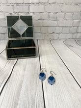 Load image into Gallery viewer, Damask Etched Earrings