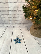 Load image into Gallery viewer, Star Christmas Ornament