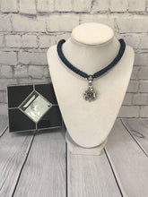 Load image into Gallery viewer, Triskele Pendant Necklace