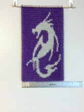 Load image into Gallery viewer, Chainmaille Wall Hanging