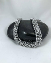 Load image into Gallery viewer, Arkham Chainmail Necklace