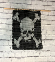 Load image into Gallery viewer, Skull Wall Hanging