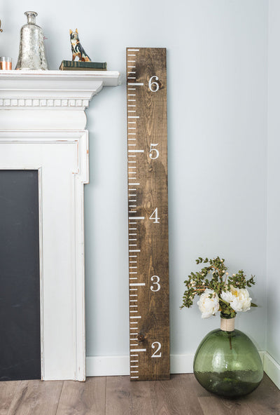 Porch Signs + Growth Charts