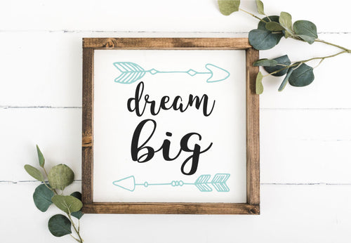 Dream Big - 12 x 12 (Workshop Project)