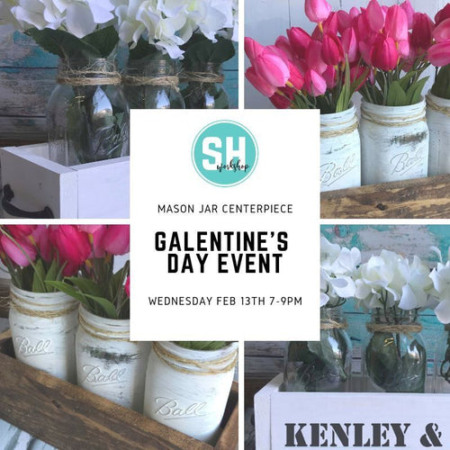 Galentine's Day Event 2.13