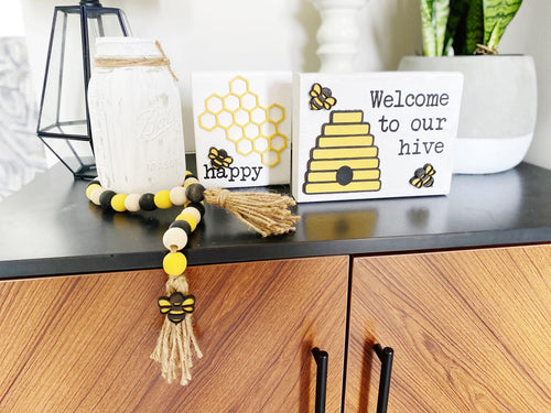 Bee Happy DIY Kit
