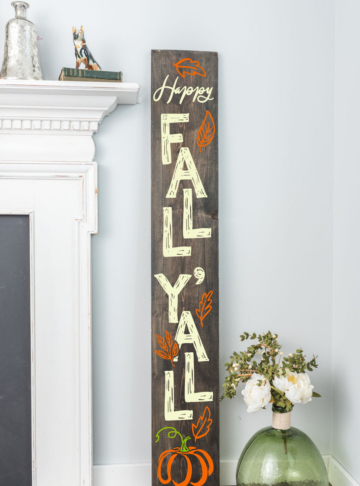 Porch Signs + Growth Chart Make at Home Kit