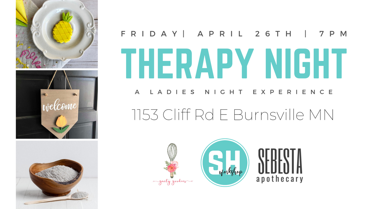 Therapy Night 4.26