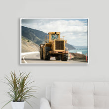 Load image into Gallery viewer, 374F Excavator Canvas Print