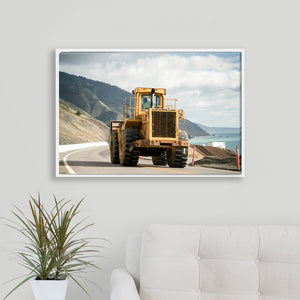 Hitachi 5600 Canvas Print