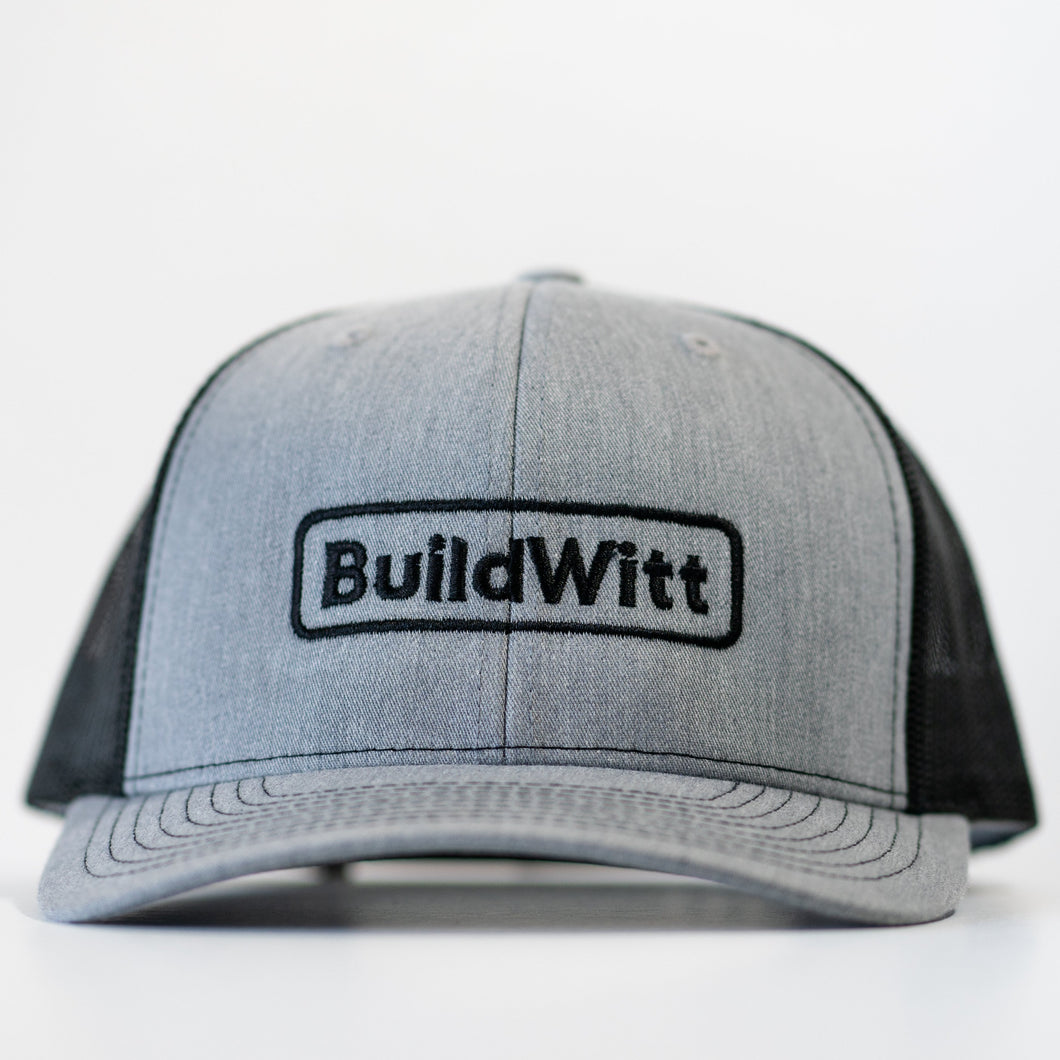 BuildWitt Heather Gray Hat
