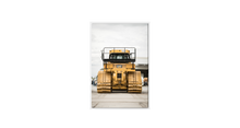 Load image into Gallery viewer, Caterpillar D6T Canvas Print
