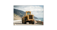 Load image into Gallery viewer, Caterpillar Loader Canvas Print