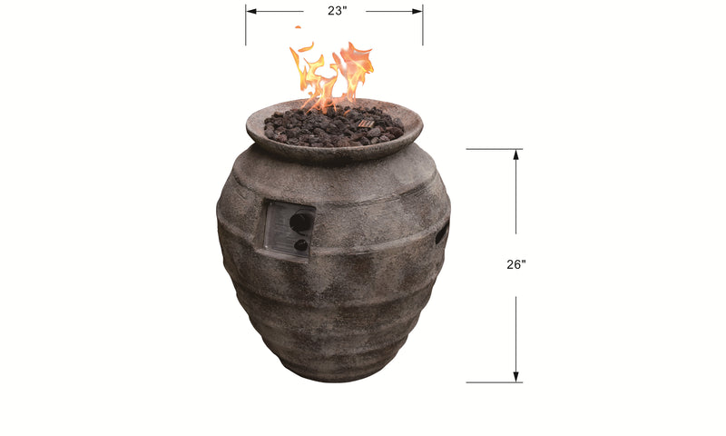 Archimedes Fire Pit