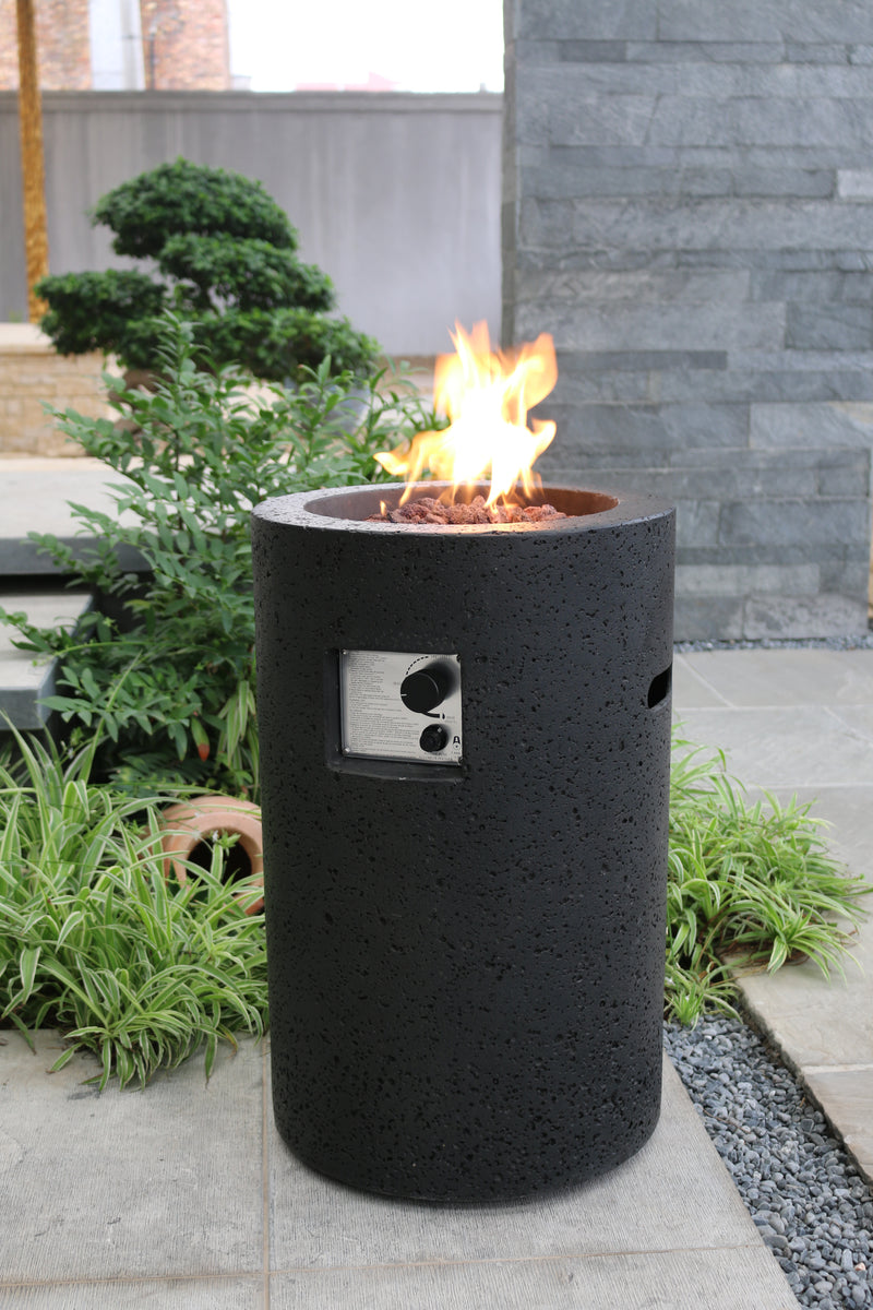 Ares Tube Fire Pit