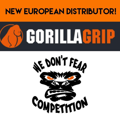 New European Distributor - Gorilla Grip