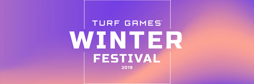 Compete Force head to - The Turf Games Winter Festival 9th Feb