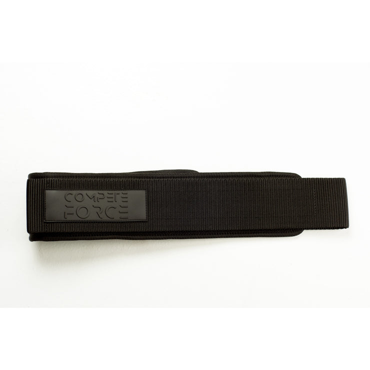"Double Thickness 4"" Straight Weightlifting Belt"